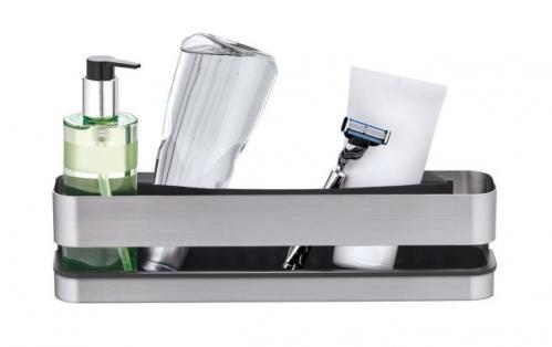 Nástěnná koupelnová polička 34 cm Blomus NEXIO - matný nerez