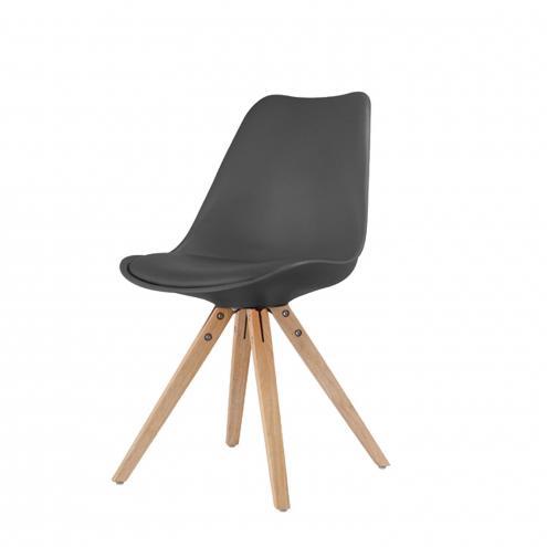 Jídelní židle LADY černá