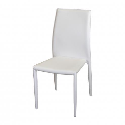 Jídelní židle ADRIA bílá