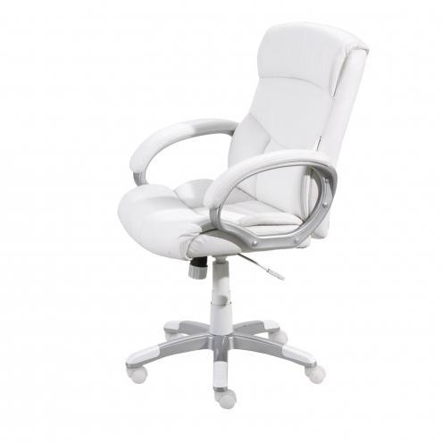 ALBERTI kancelářské křeslo bílé