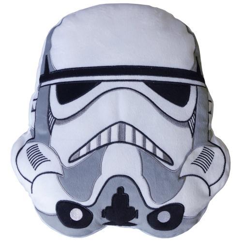 CTI 3D polštářek Star Wars Storm Trooper 36x38 cm