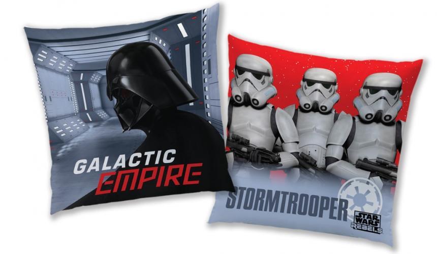CTI CTI Polštářek Star Wars Dark side 40x40cm