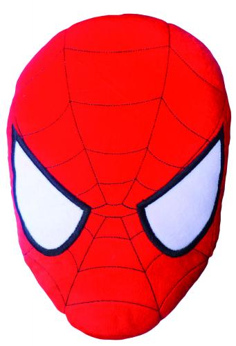 CTI Polštářek 3D maska Spiderman 38cm