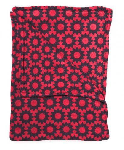 Mistral home Pléd Mistral Home Sunshine red mikroplyš 130x170 cm