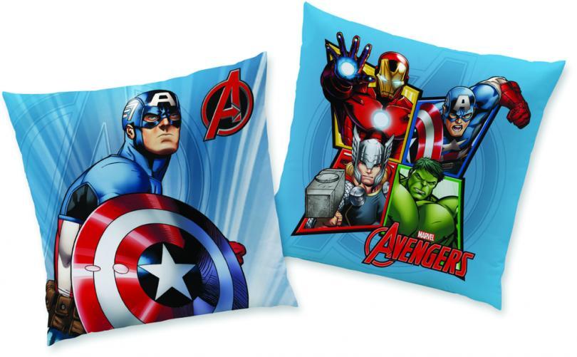 CTI CTI Polštářek Avengers Challenge 40x40cm