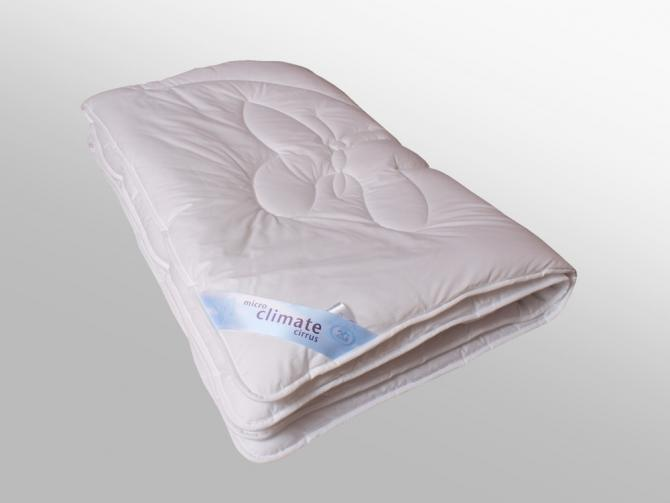 2G Lipov Přikrývka CIRRUS Microclimate Cool touch 100% bavlna extra hřejivá - 135x200 cm