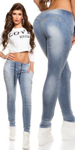 Dámské skinny džíny