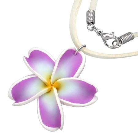 DAMSON Dívčí fimo náhrdelník