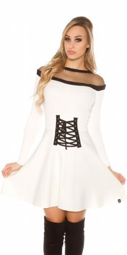 Koucla Elegantní šaty