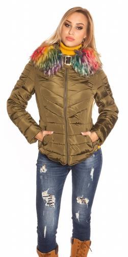 Koucla Zimní dámská bunda