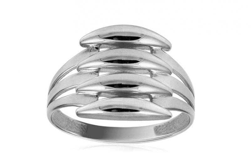 Celozlatý dámský prsten IZ10704A