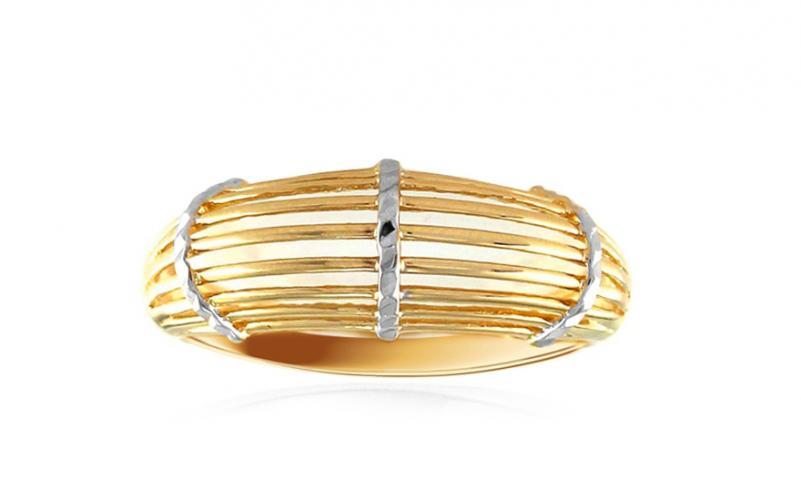 Dámský celozlatý prsten IZ8601