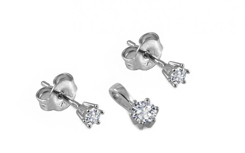 Diamantová souprava 0,300 ct Deluxe Shade DB0028S