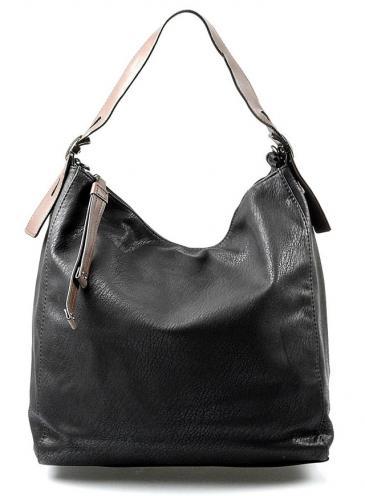 černá kabelka na rameno Flavie