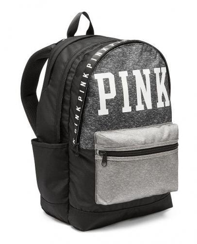 Batoh Victoria's Secret Pink Campus černý