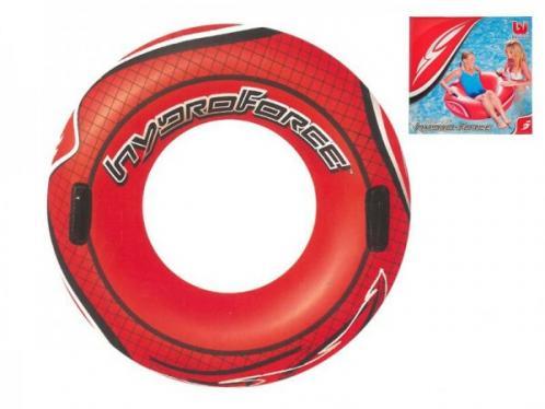 Kruh nafukovací s úchyty průměr 102cm, vnitřní průměr 40cm