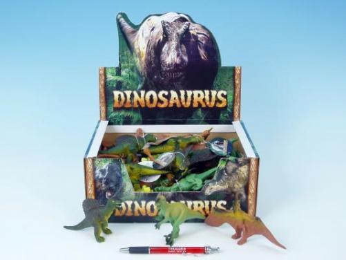 Dinosaurus 12-14 cm, asst 6 druhů