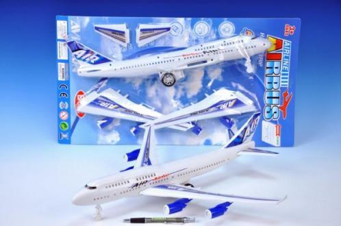 Letadlo plast 46cm