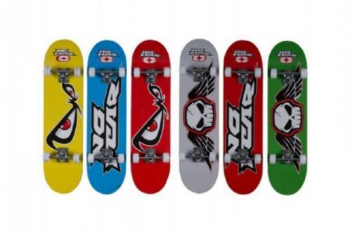 Skateboard dřevo 78cm nosnost 50kg
