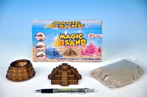 Magický písek 225g + 2 formičky