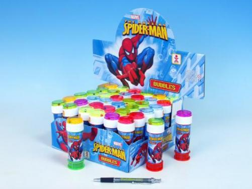 Bublifuk 60ml Spiderman 11,5cm