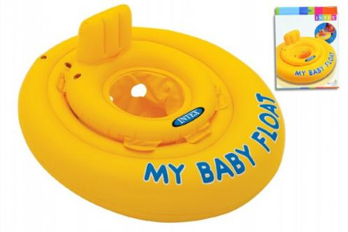 Baby kruh nafukovací +- 70cm pro 6-12m