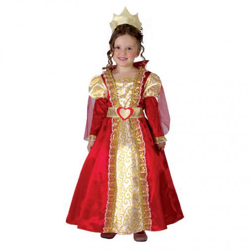 Kostým Královna,velikost 92-104 cm