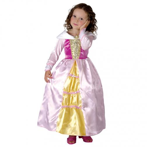 Kostým Princezna, velikost 92-104 cm