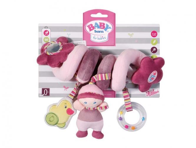 BABY born® for babies Spirála s aktivitami pro miminka