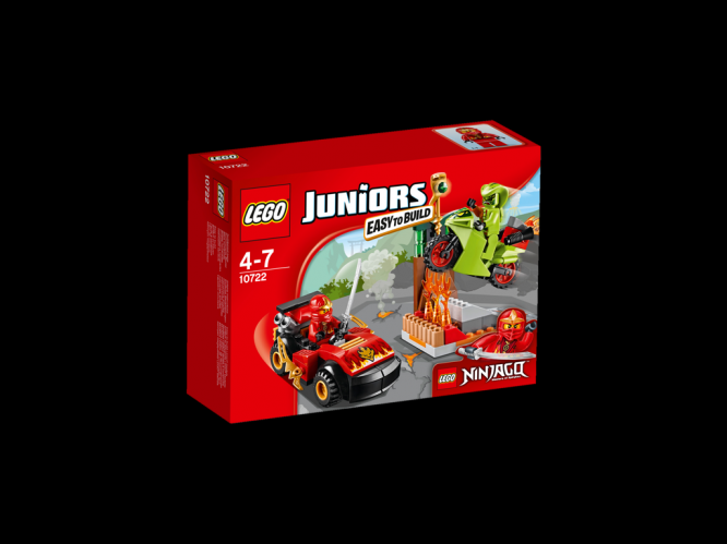 LEGO Juniors Finální hadí souboj