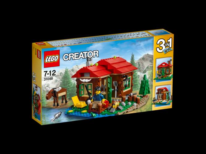 LEGO Creator Chata u jezera