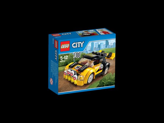 LEGO City Závodní auto