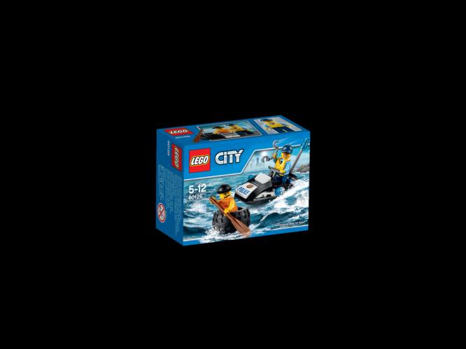 LEGO City Únik v pneumatice