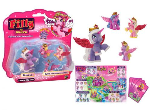 Filly Stars Family Set (1+3)