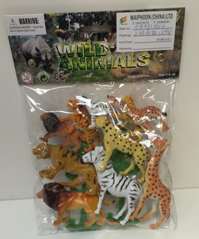 Zvířata divoká