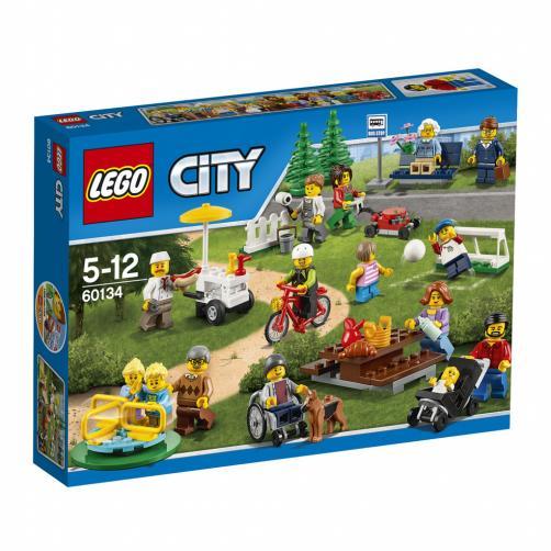 LEGO City Zábava v parku - lidé z města