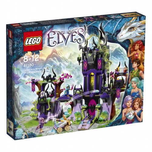 LEGO Elves Ragana a kouzelný temný hrad