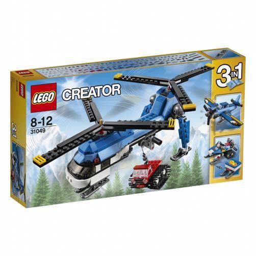 LEGO Creator Vrtulník se dvěma vrtulemi
