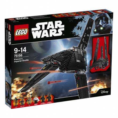 Lego Star Wars Krennicova loď Impéria
