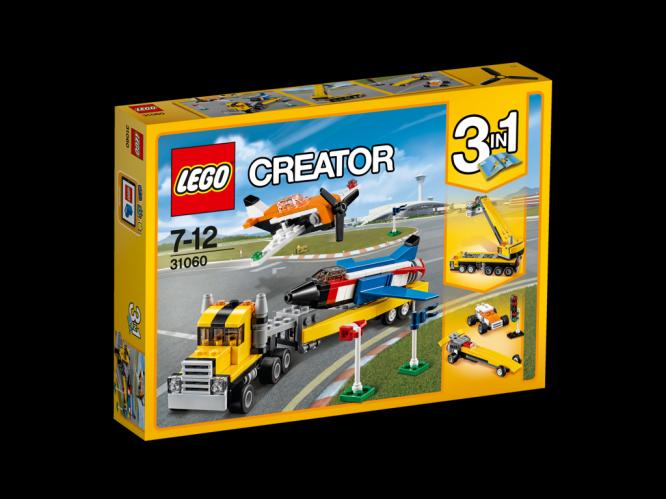 Lego Creator Stroje na leteckou show