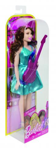 Barbie první povolání