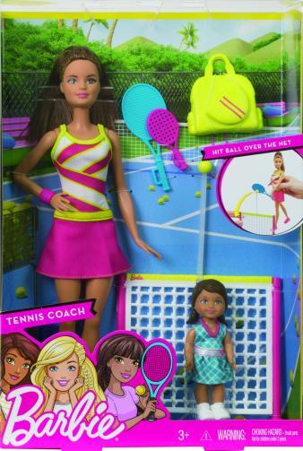 Barbie sportovní set
