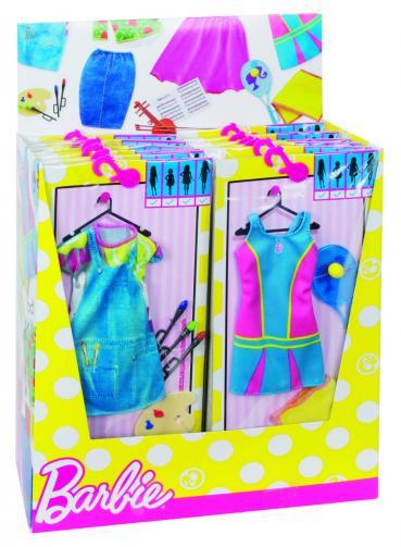 Barbie profesní oblečení