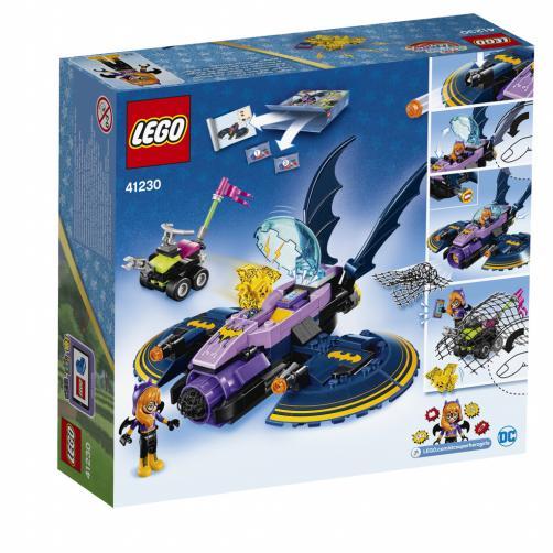 Lego Super Heroes Batgirl™ a honička v Batjetu