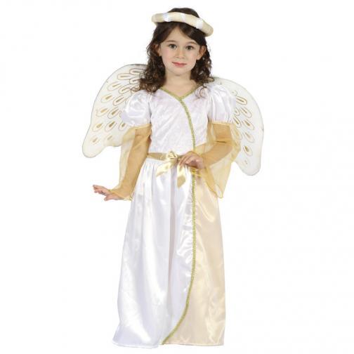 Kostým anděl 92 - 104
