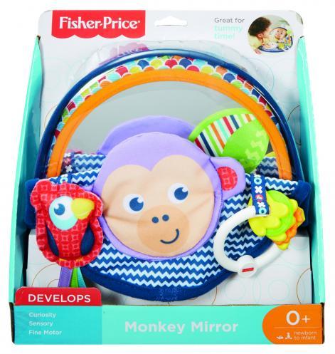 Fisher Price zrcátko opička