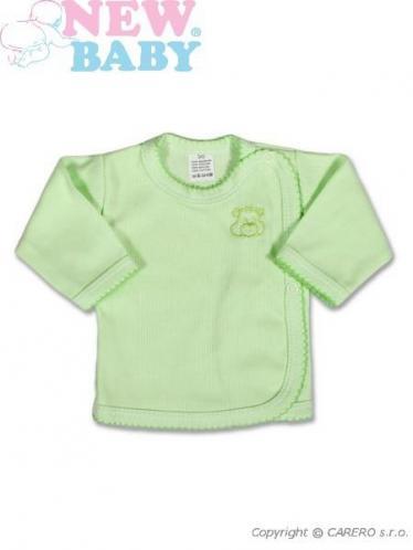 Kojenecká košilka vel. 56 New Baby Classic Zelená