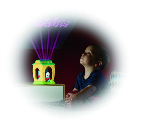 Fisher Price projektor Tomáš se zvuky