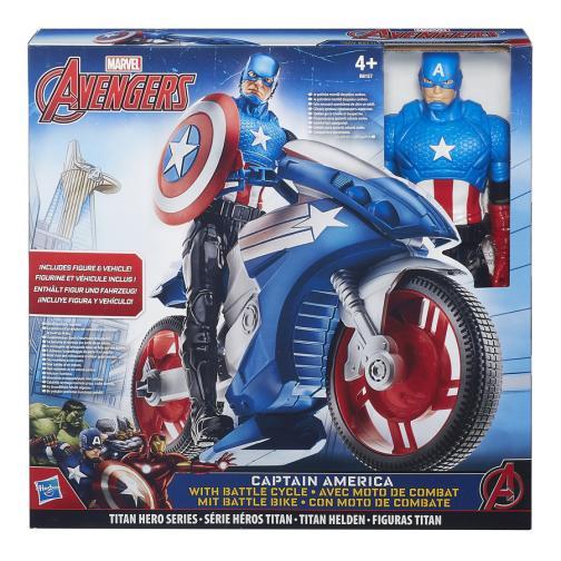 Avengers Figurka s vozidlem