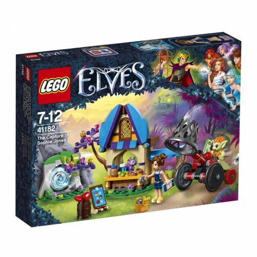 LEGO Elves Zajmutí Sofie Jonesové
